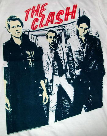 WOWSVILLE-MUMBLES:☆The CLASH ...