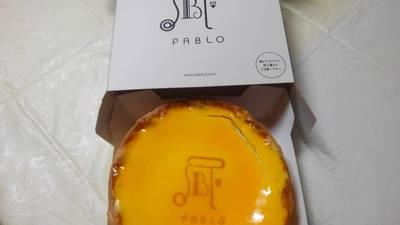 チーズタルトのPABLOさん